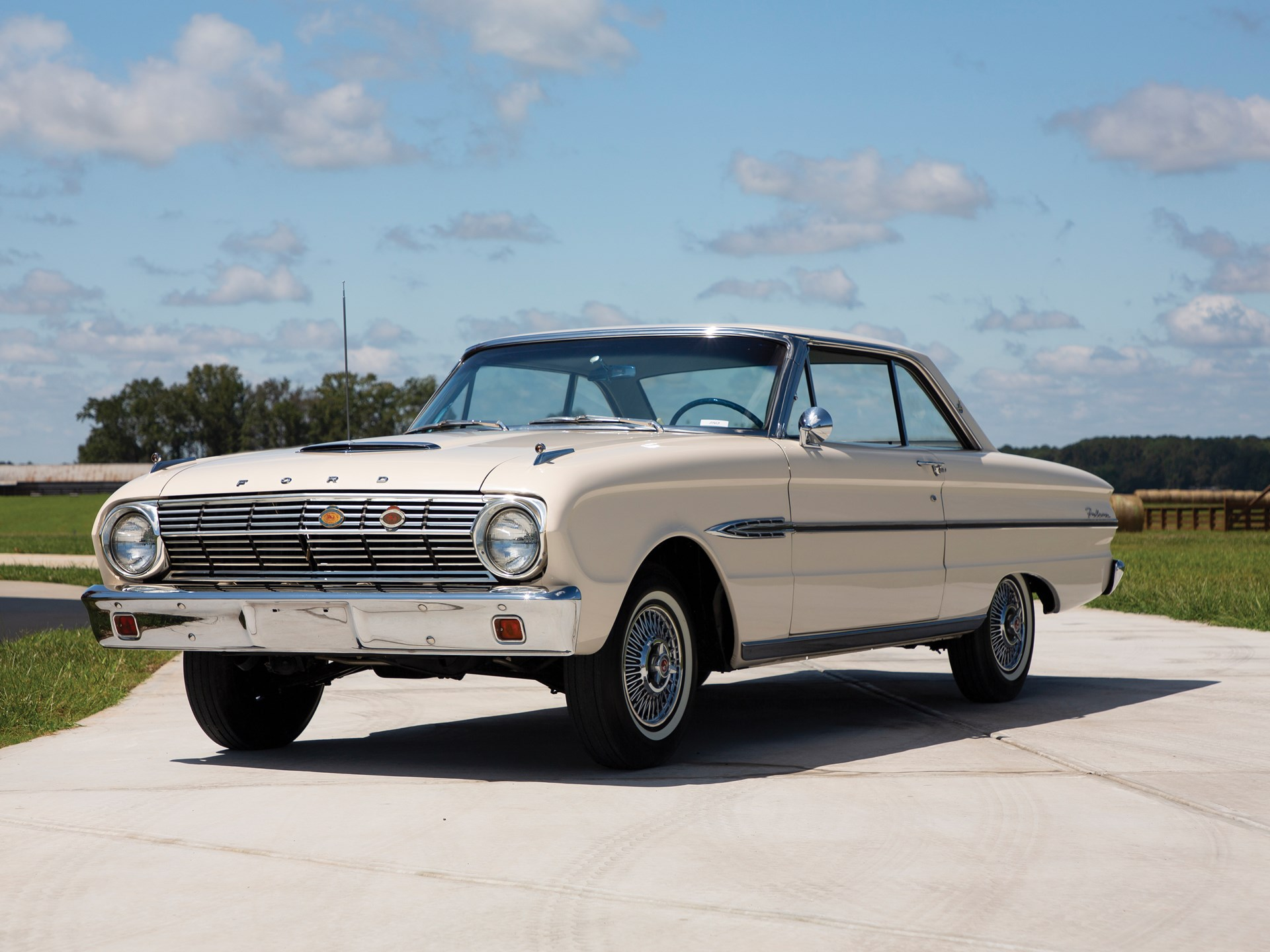 RM Sotheby's - 1963 Ford Falcon Futura Sport Coupe | Hershey