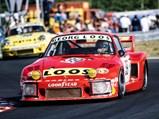 1977 Porsche 935 K3  - $Porsche 935 #39 leads a Porsche 911 Carrera RSR at the 1977 24 Hours Le Mans.