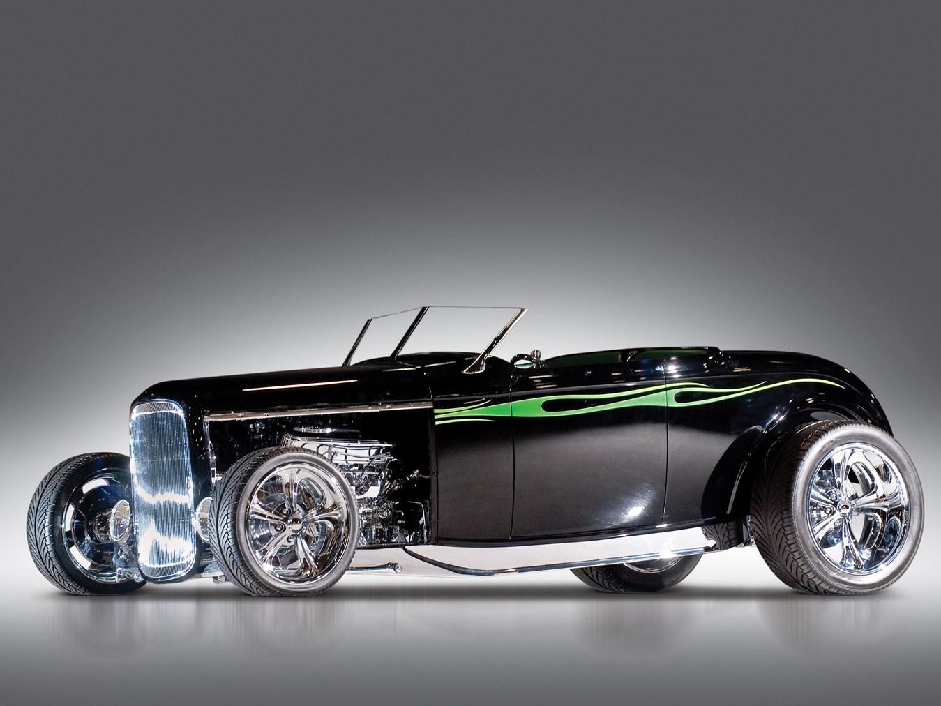 "RM Sotheby\'s - 1932 Ford ""Chromezilla"" Custom Roadster | Amelia ..."