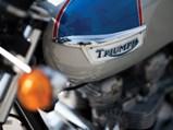 1977 Triumph Bonneville T140J Silver Jubilee  - $