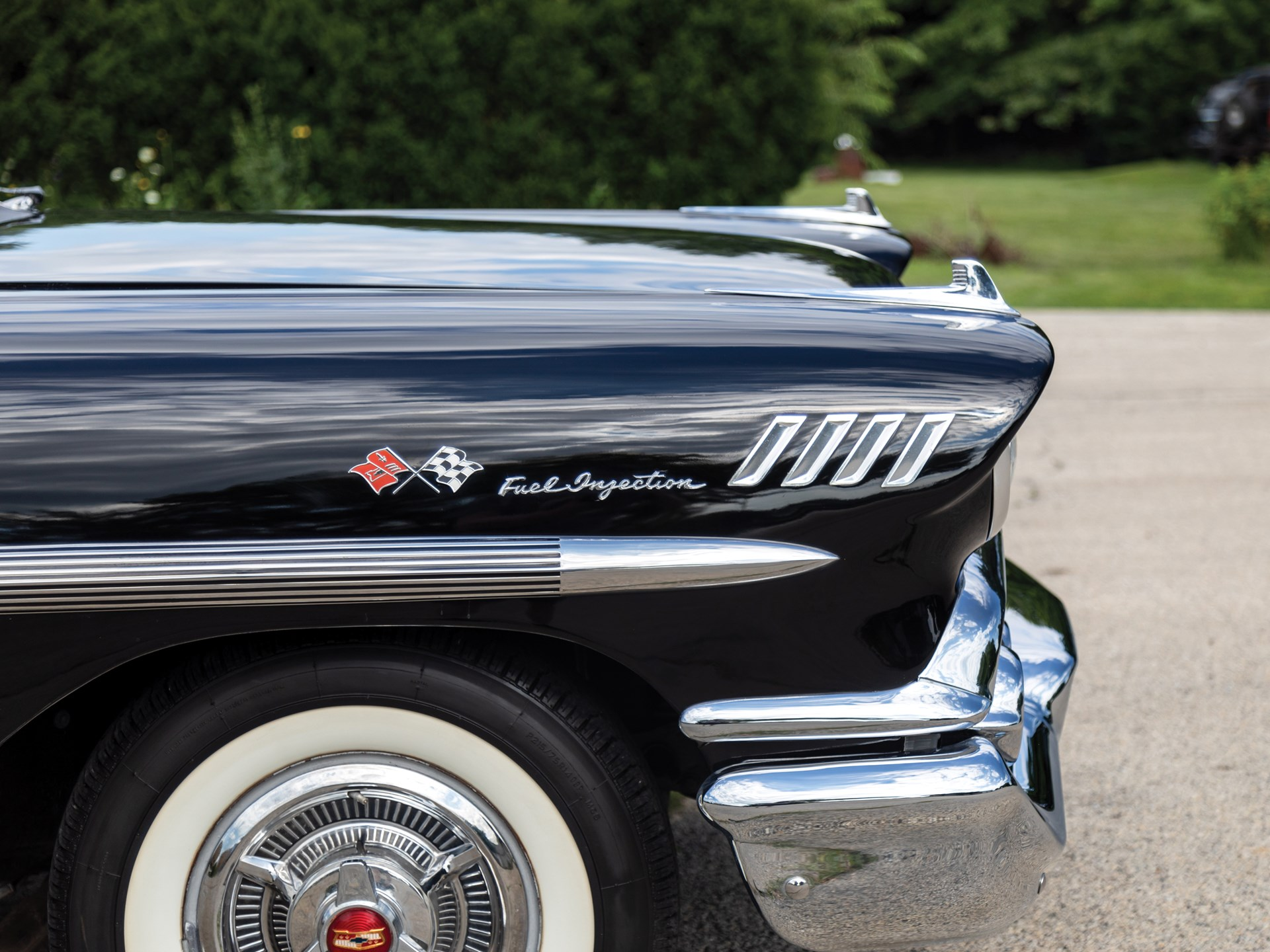 1958 Chevrolet Impala 'Fuel-Injected' Convertible