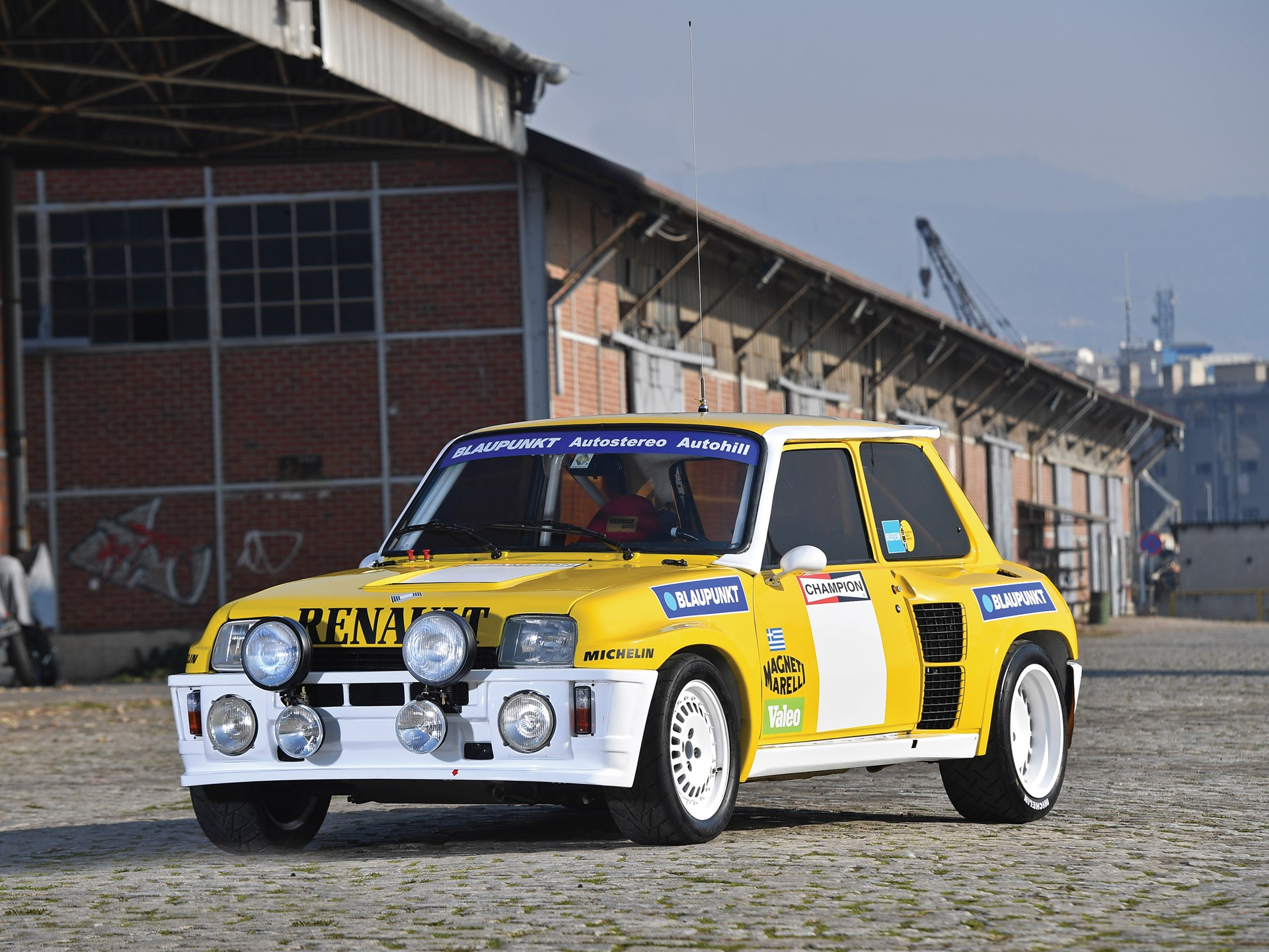 1982 Renault 5 Turbo Group B