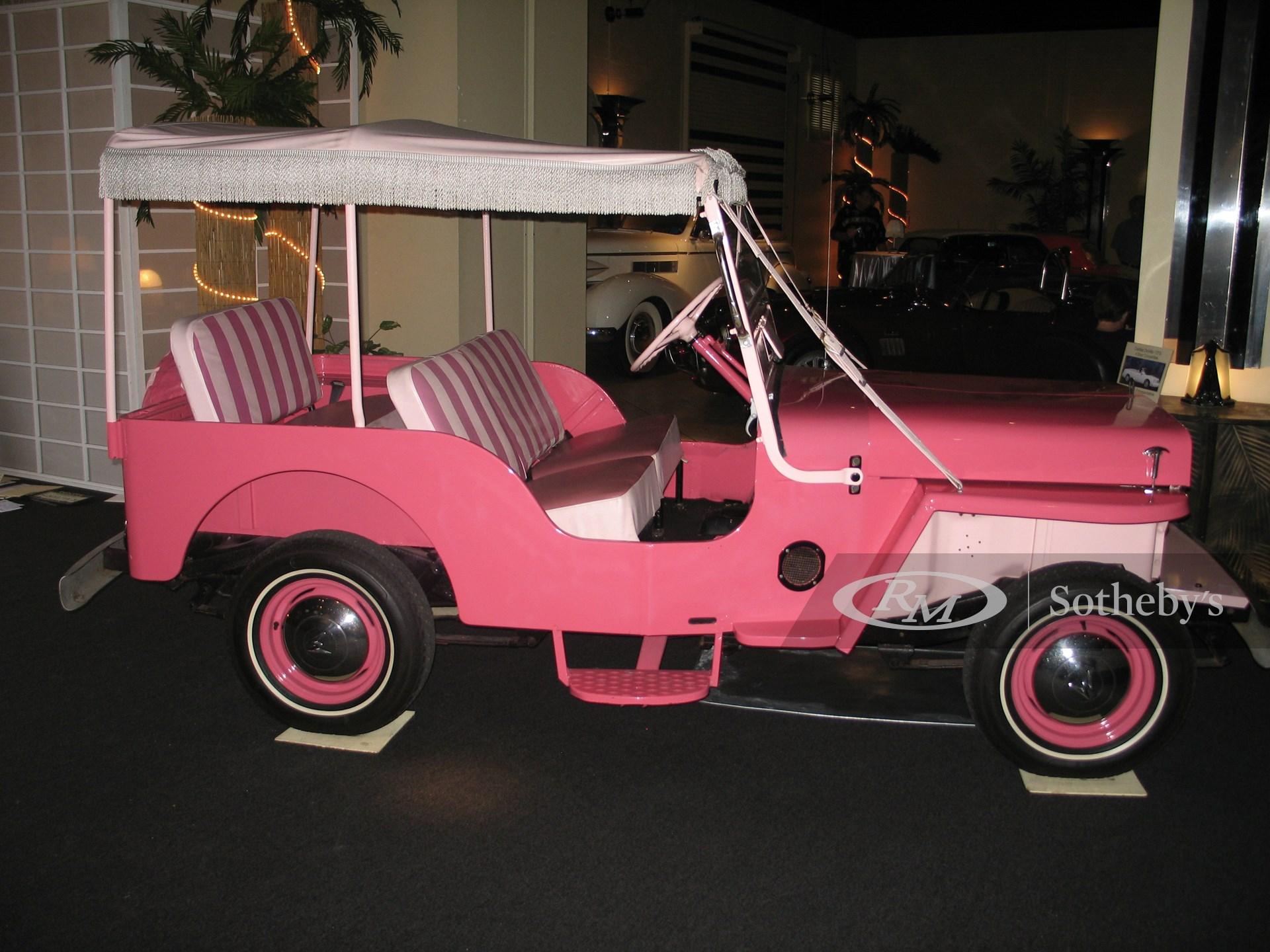 1965 Willys Jeep Gala Surrey  -