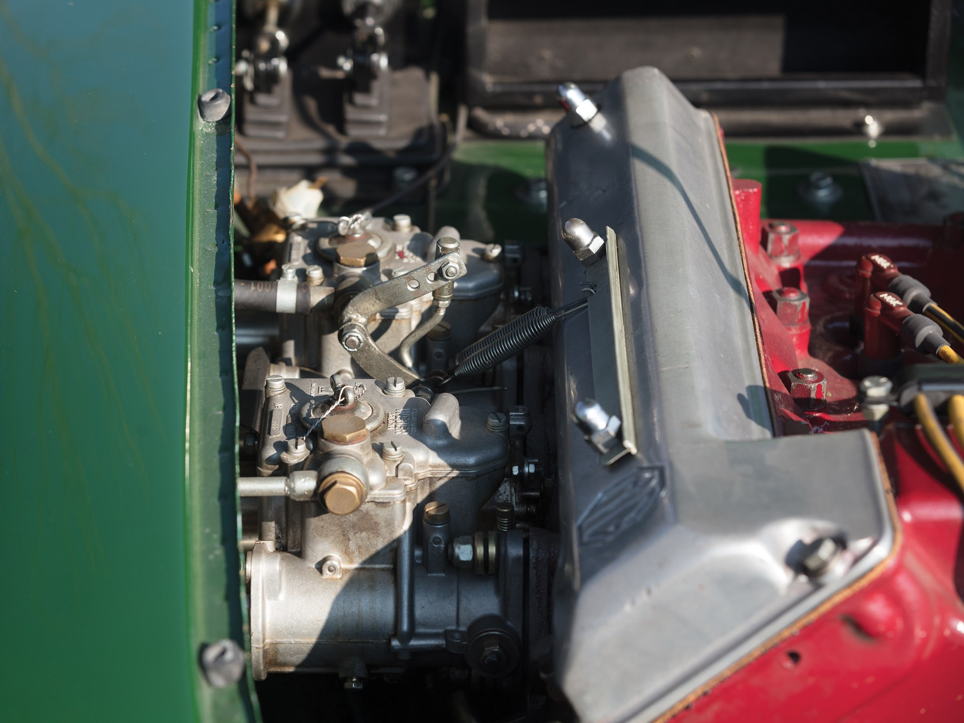 RM Sotheby's - 1959 MG MGA Twin-Cam | Monaco 2018