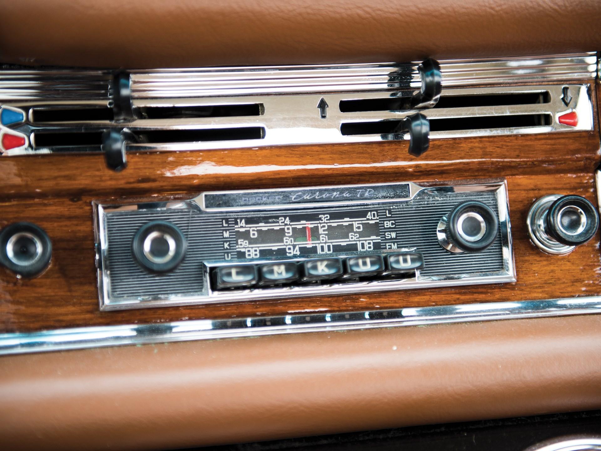 1965 Mercedes-Benz 220 SE Coupe