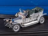 1907 Rolls-Royce Silver Ghost 'AX 201,' 1:12 Scale Model - $