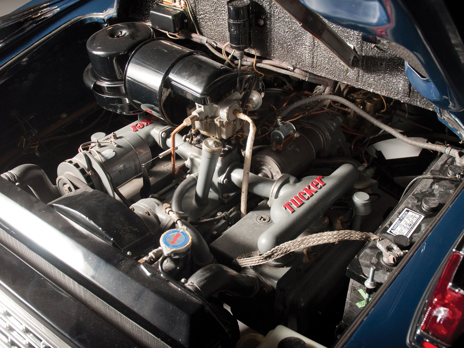 1948 Tucker 48 4Dr Sedan