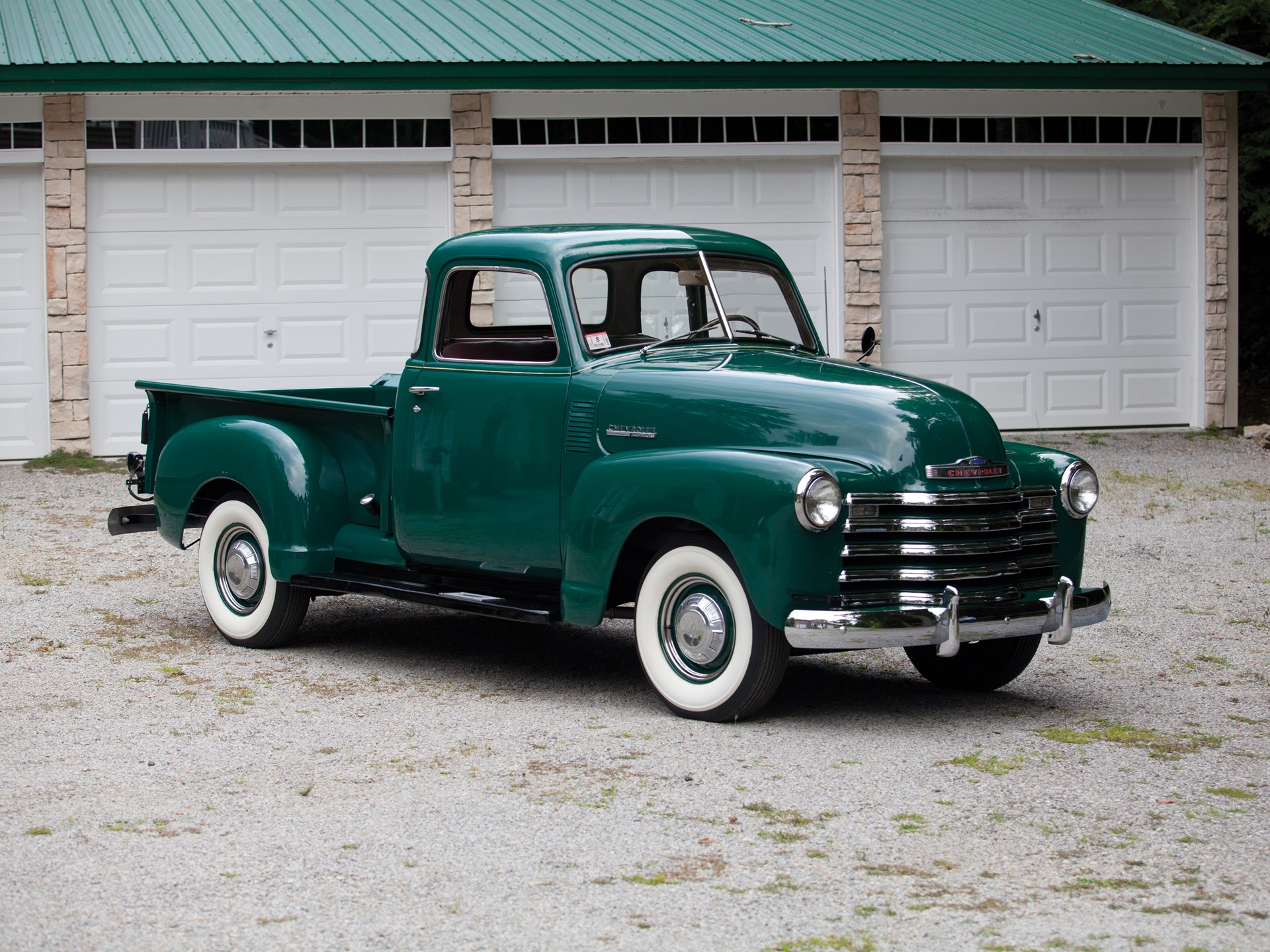 Rm Sotheby S 1947 Chevrolet 3100 Thriftmaster Pickup Hershey 2014