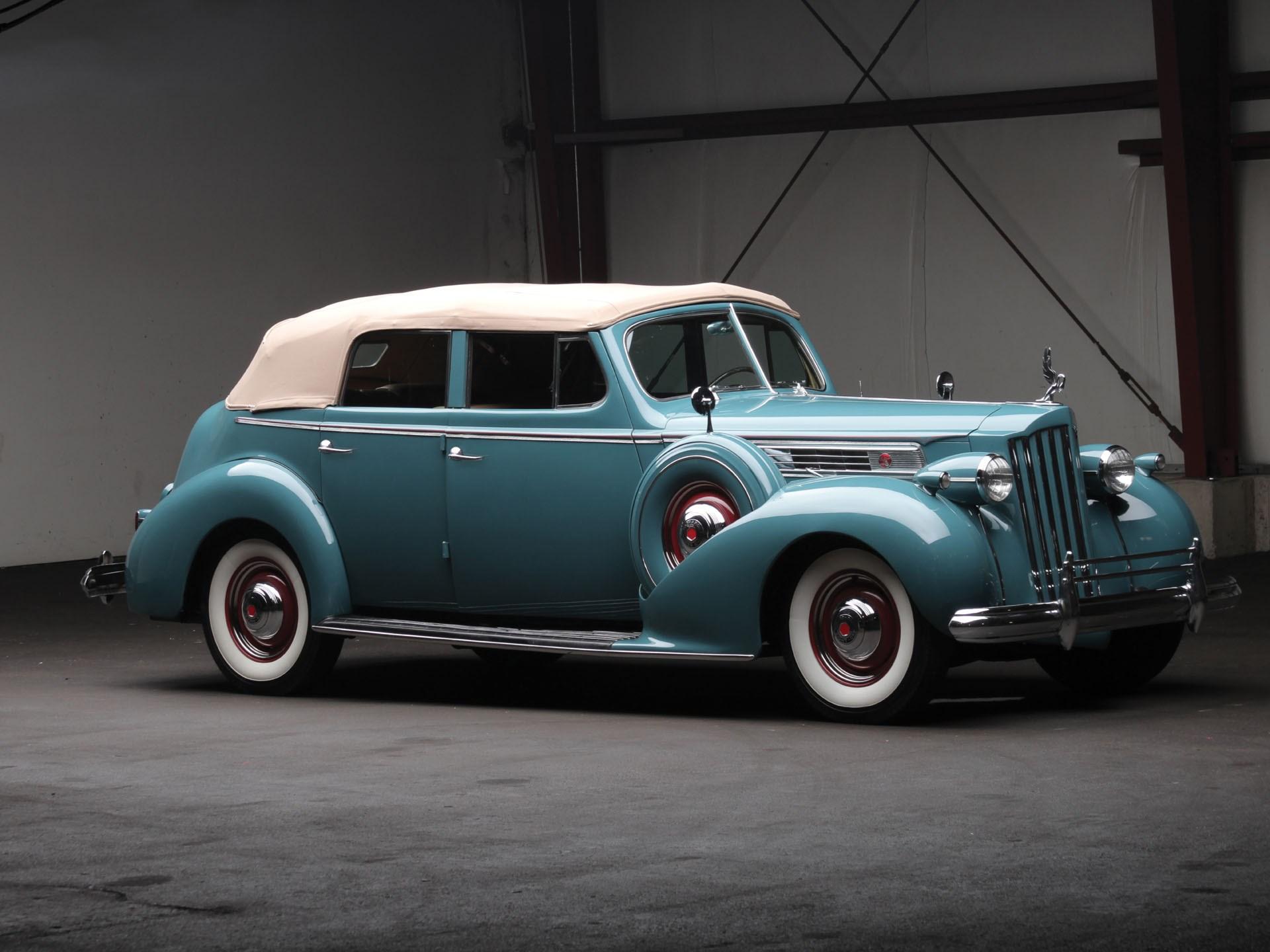 RM Sotheby's - 1939 Packard Super Eight | Auburn Spring 2014