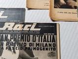 Raci Automobile Club d'Italia Magazines, 1933-38 - $