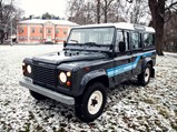 1987 Land Rover 110 V8 County  - $