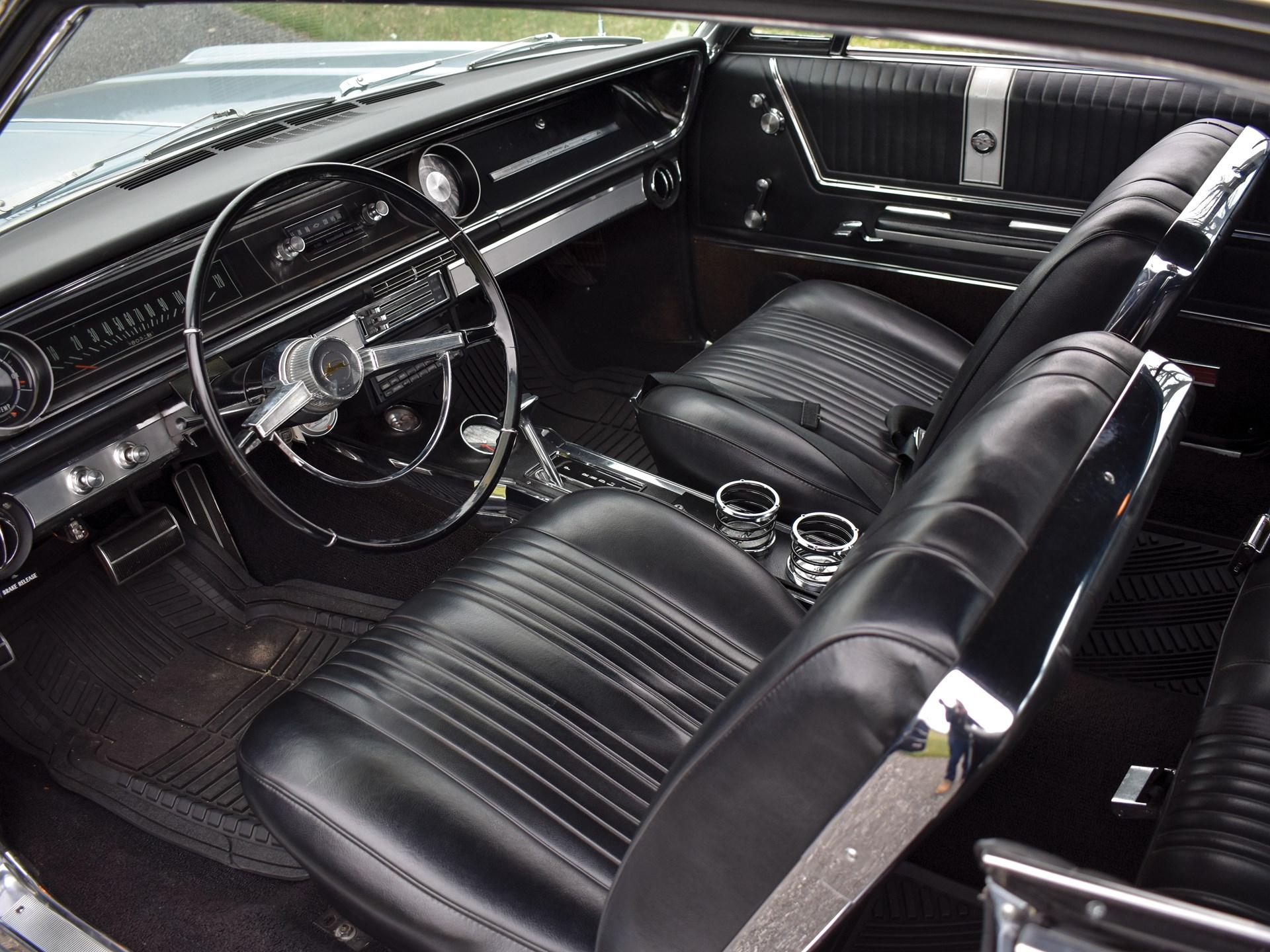 Rm Sotheby S 1965 Chevrolet Impala Ss Sport Coupe Auburn