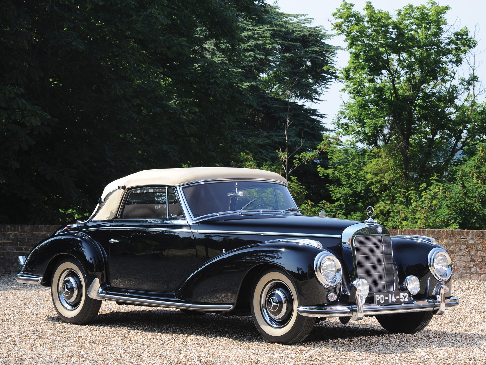 RM Sotheby s 1953 Mercedes Benz 300 S Cabriolet A