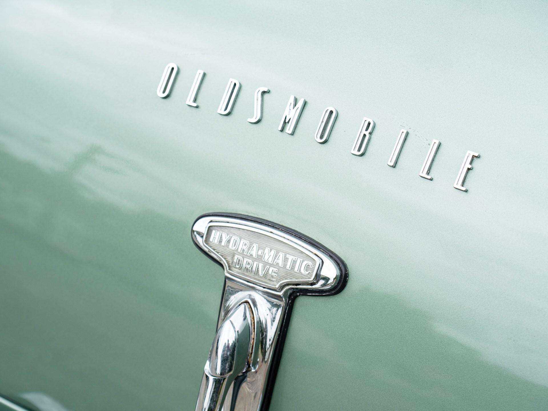 1949 Oldsmobile Futuramic 88 Deluxe Convertible