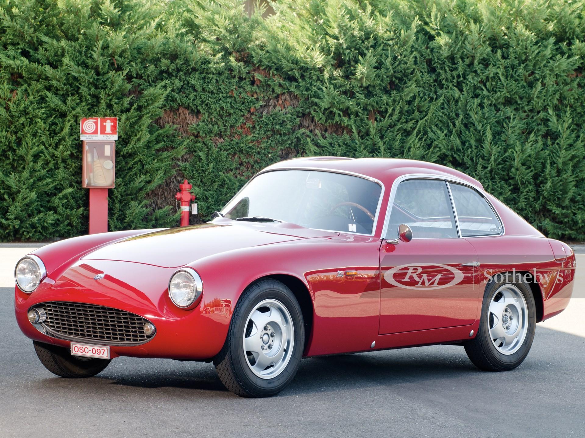 1963 OSCA 1600 GT by Carrozzeria Zagato