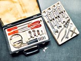 Ferrari 365 GT4/BB and Early 512 BB Attaché Tool Kit and Spark Plug Wrench - $