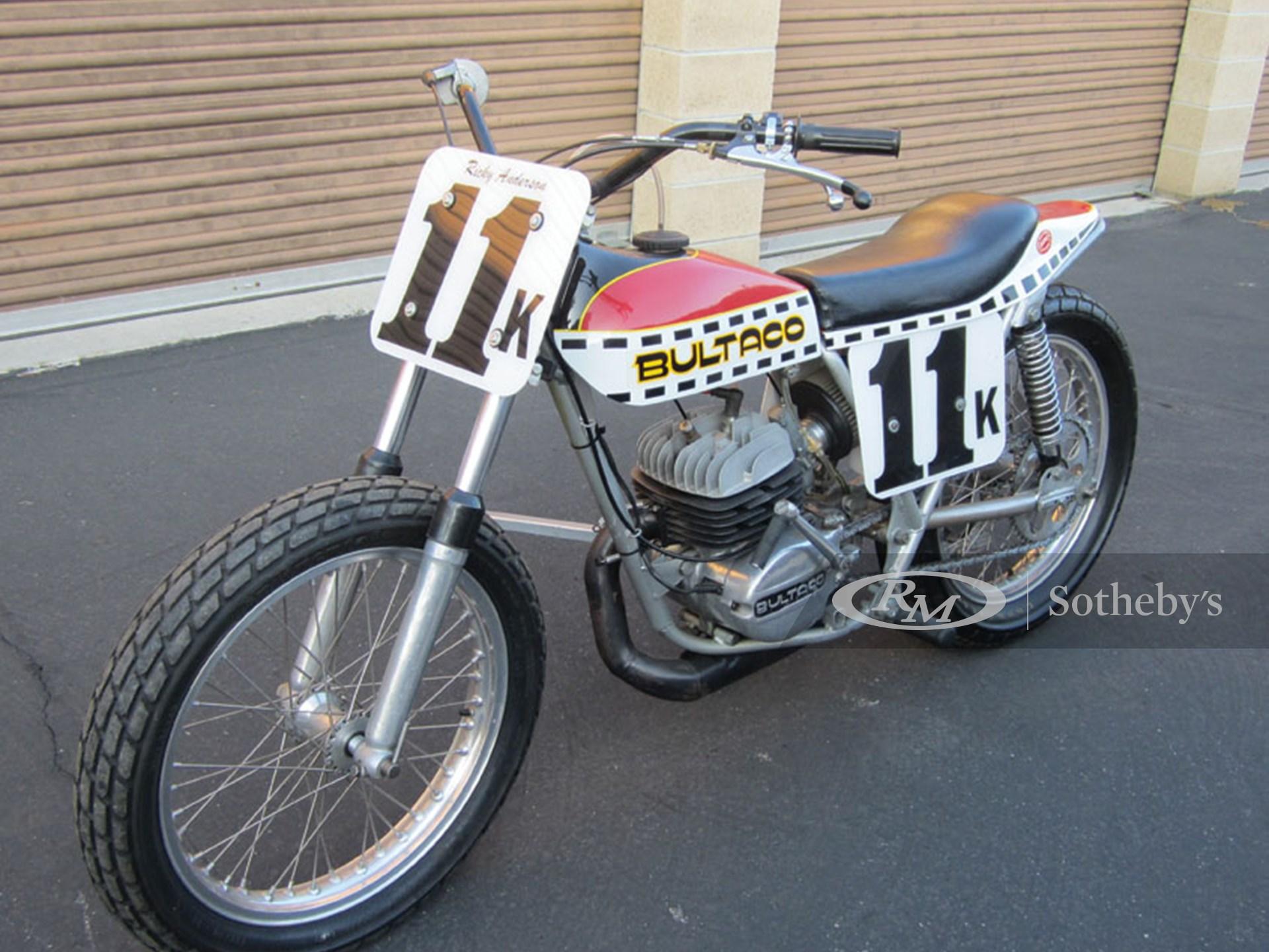 1966 Bultaco Astro