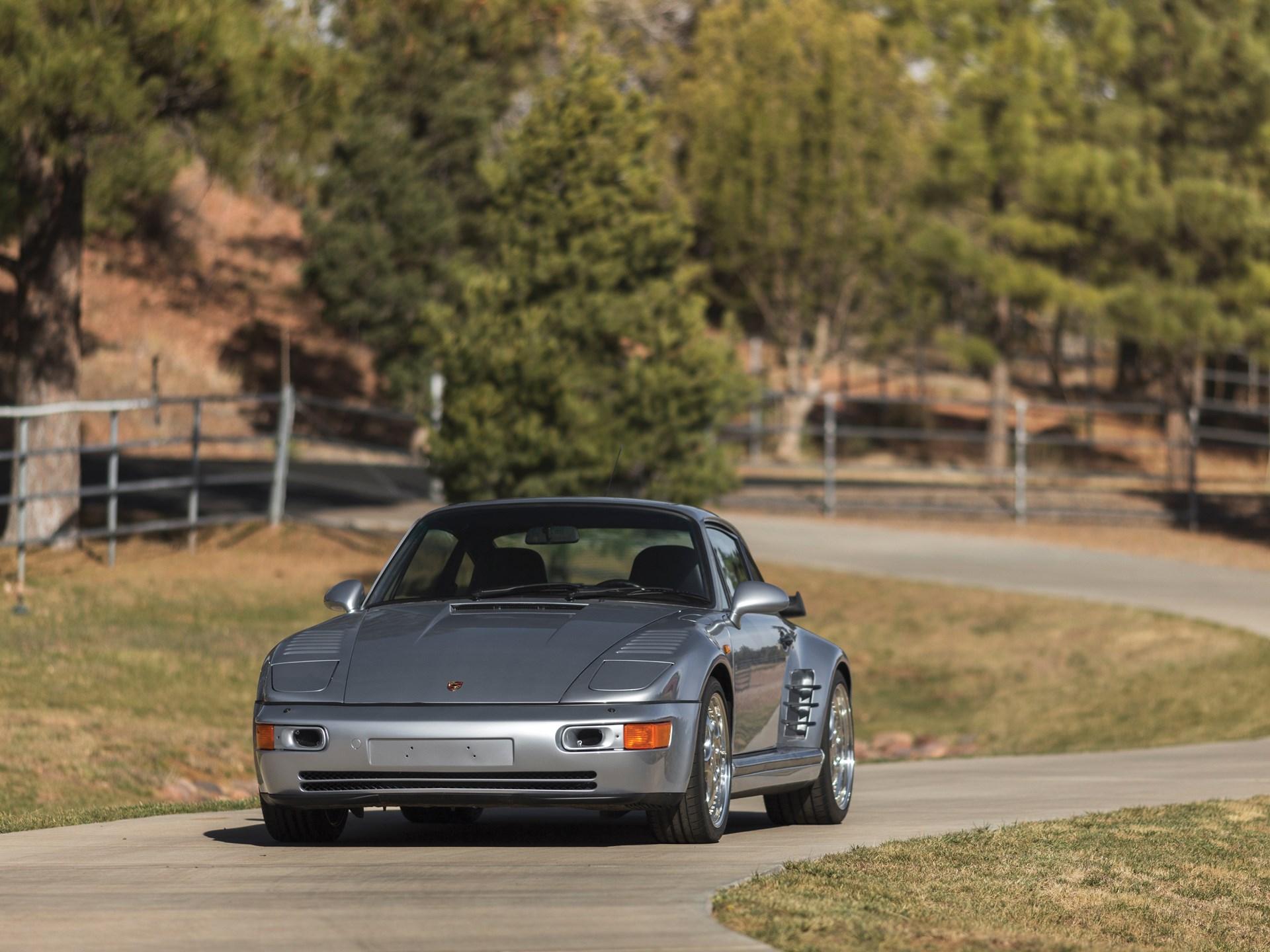 1994 Porsche 911 Turbo S X83 'Flachbau'
