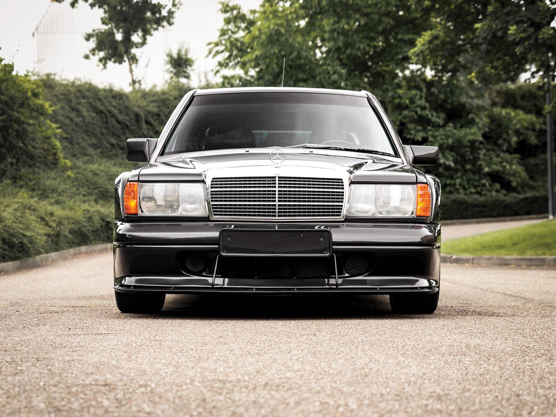 RM Sotheby's - 1990 Mercedes-Benz 190 E 2 5-16 Evolution II