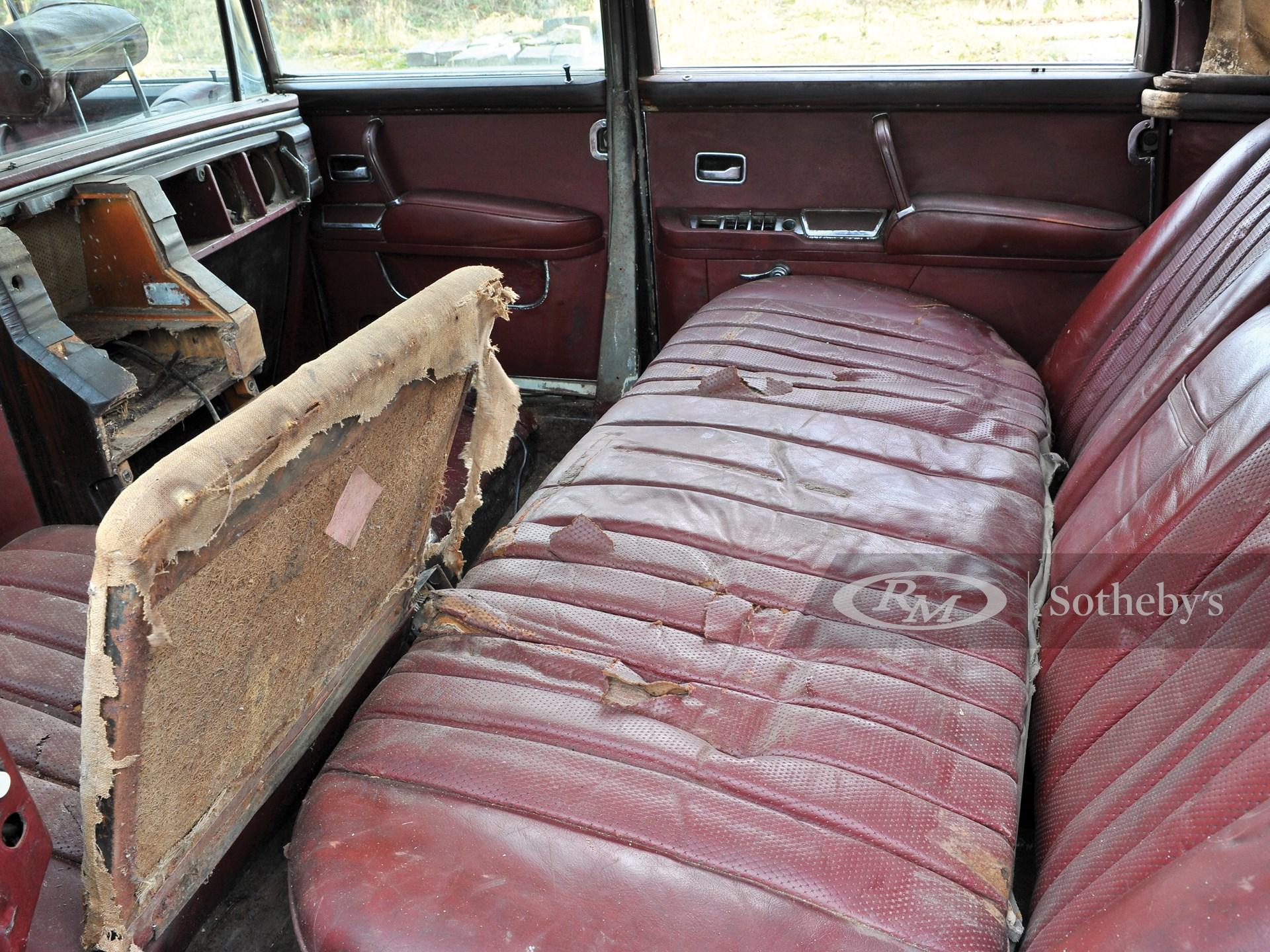 1971 Mercedes-Benz 600 'Six-Door' Pullman Landaulet  -