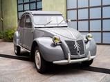 1956 Citroën 2CV  - $