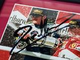 Jacques Villeneuve Signed Photograph - $
