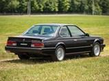 1988 BMW 635 CSi  - $