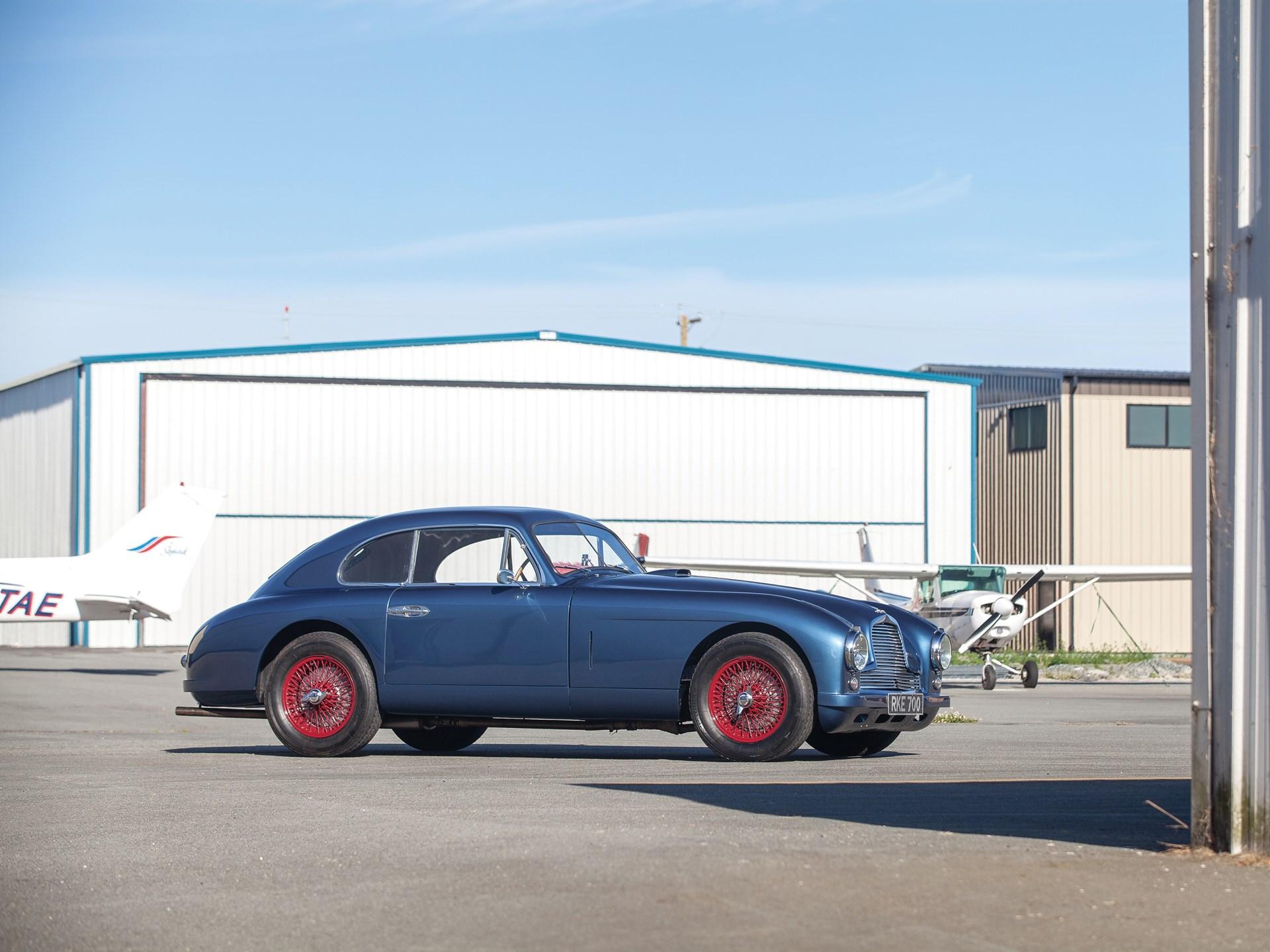 RM Sothebys Aston Martin DB Vantage London - Aston martin walnut creek