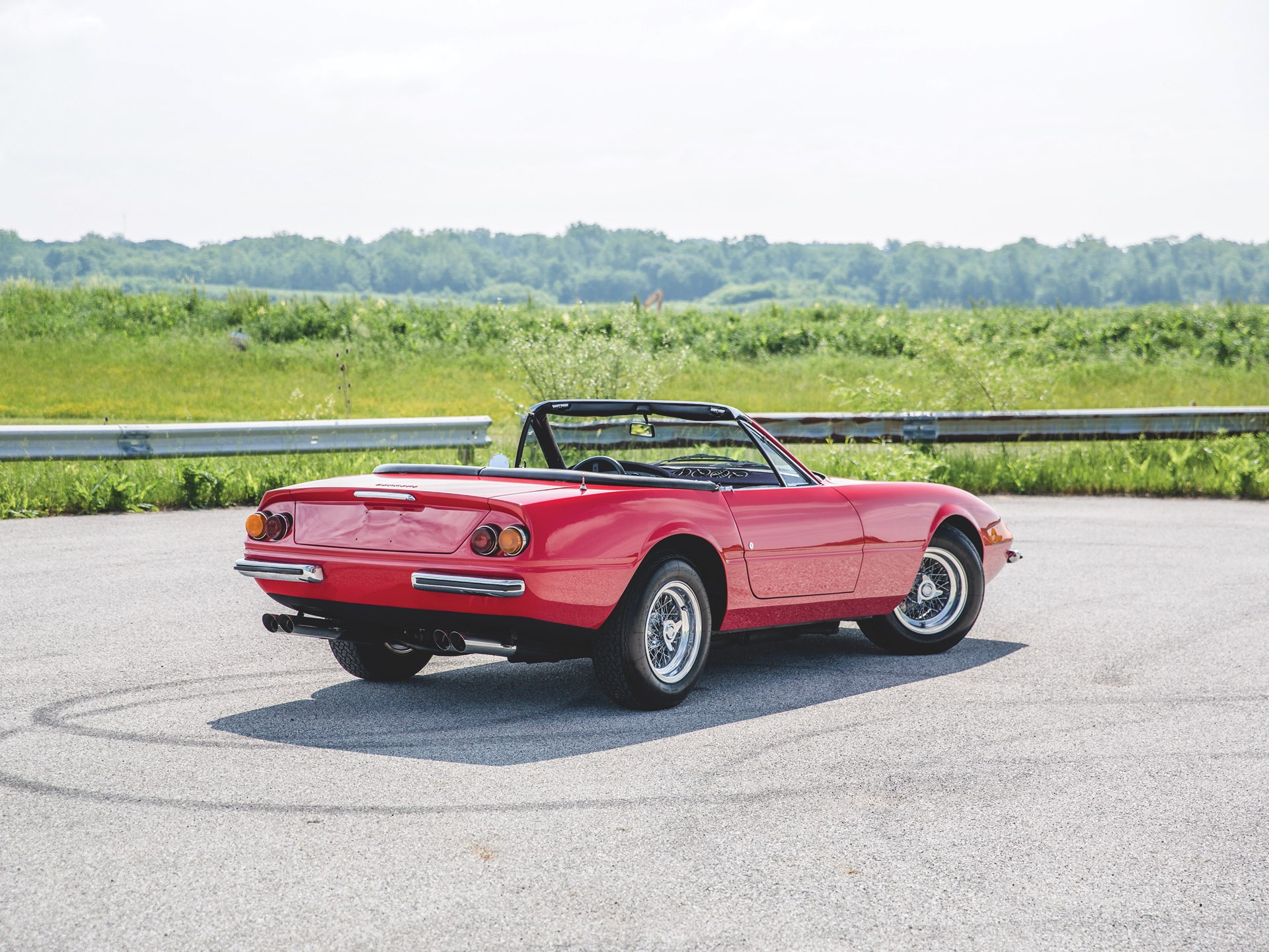 1971 Ferrari 365 GTB/4 Daytona Spider Conversion