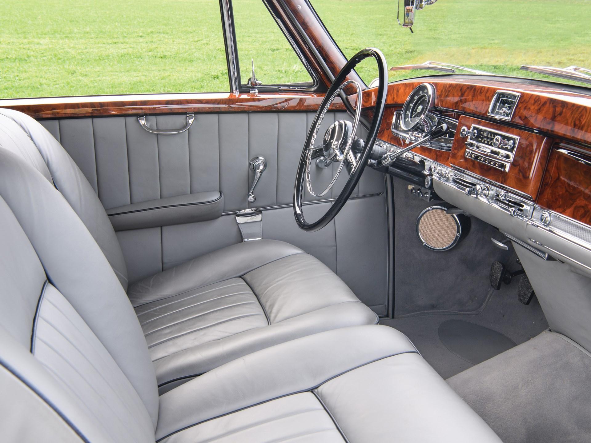 1955 Mercedes-Benz 300 Sc Coupé
