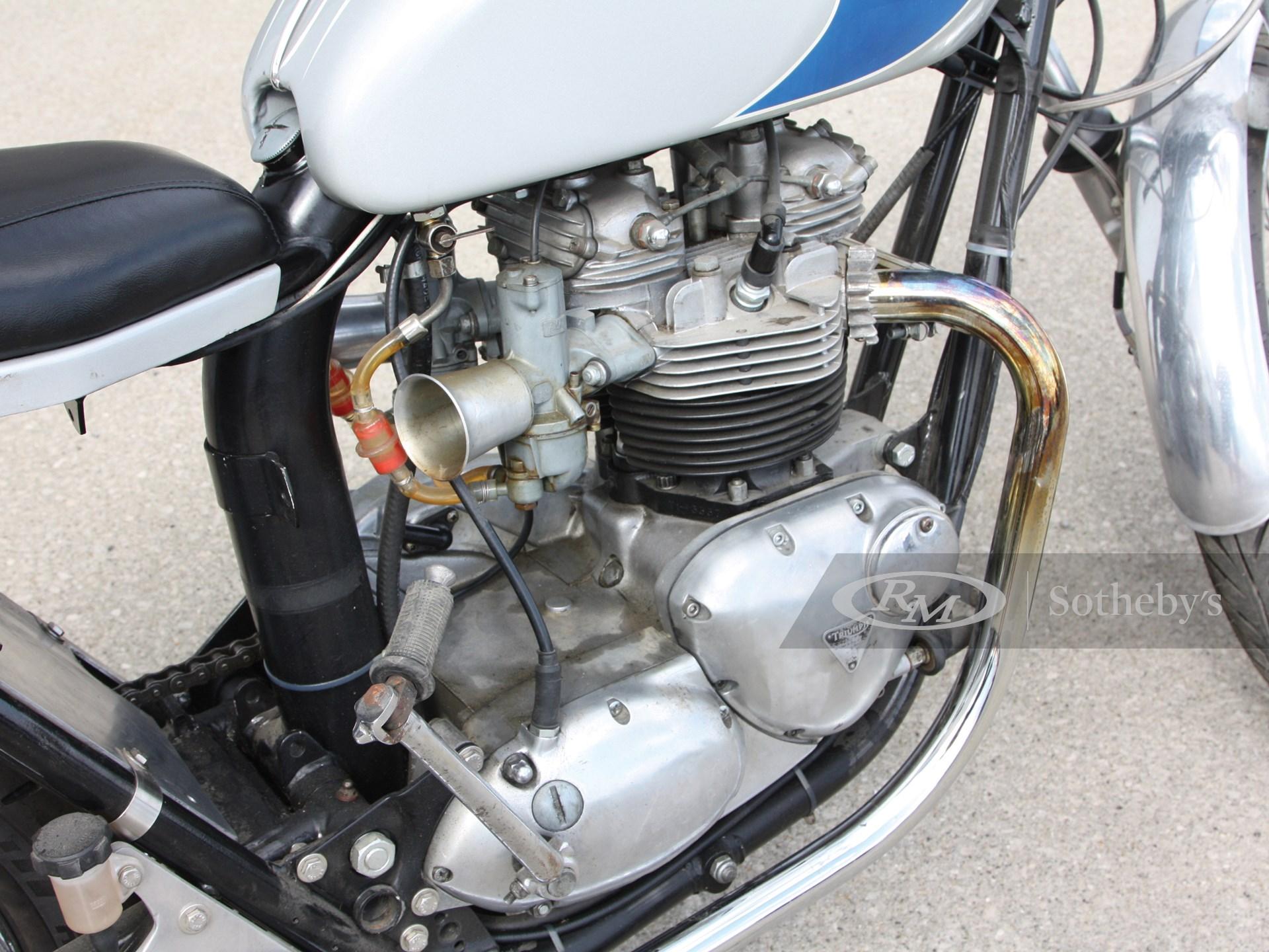 1977 Triumph Bonneville TT140 'Cafe Racer'  -