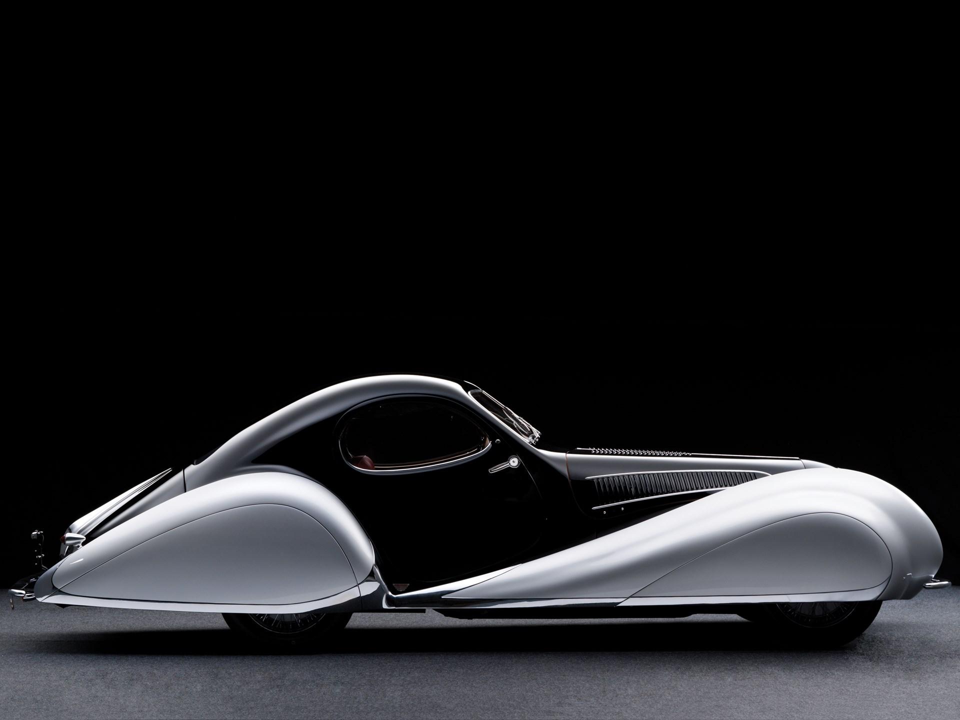1937 Talbot-Lago T150-C SS 'Goutte d'Eau' Coupé by Figoni et Falaschi