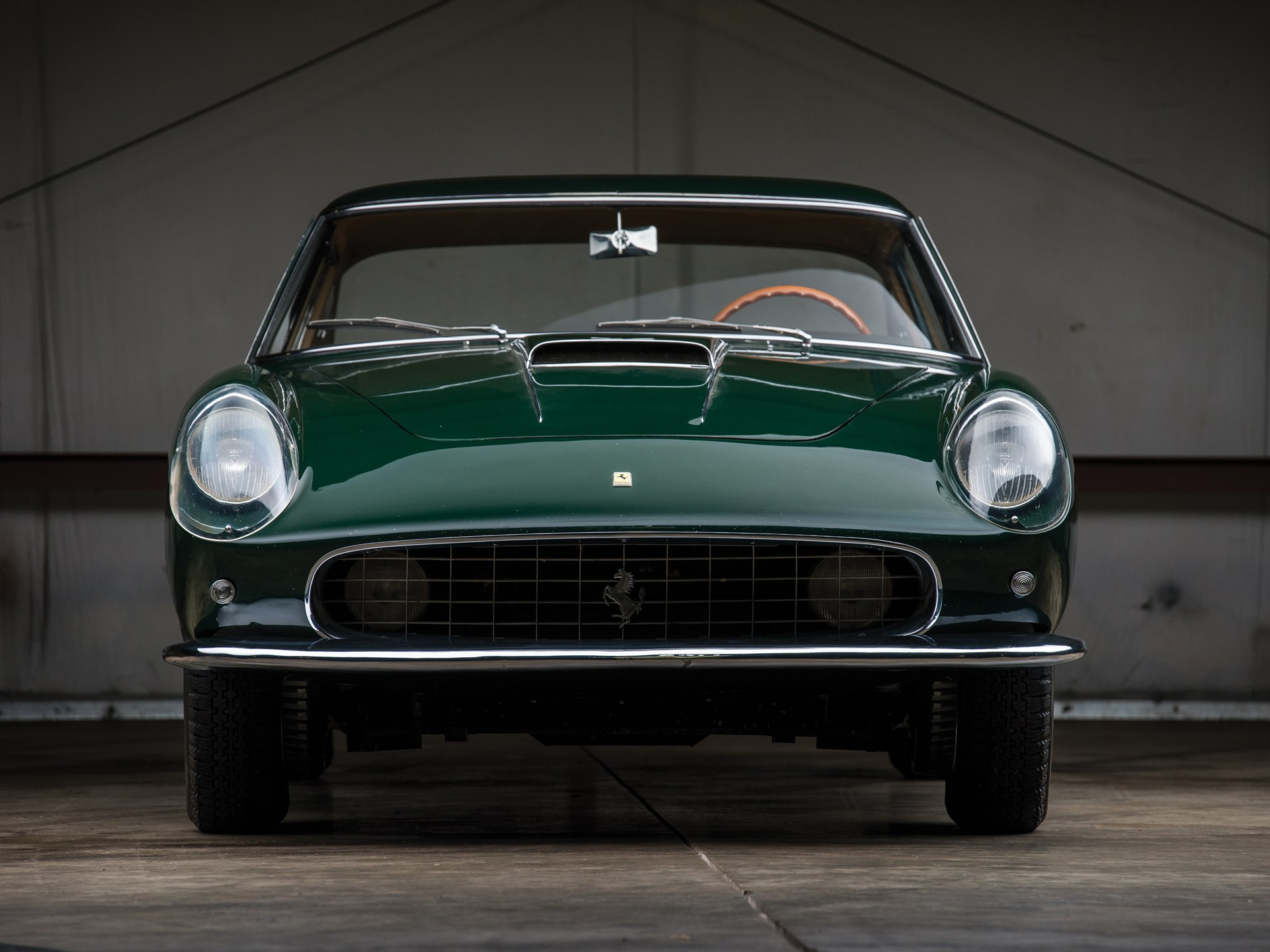 1959 Ferrari 410 Superamerica Series III Coupe by Pinin Farina