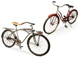 Two Vintage Bicycles - $