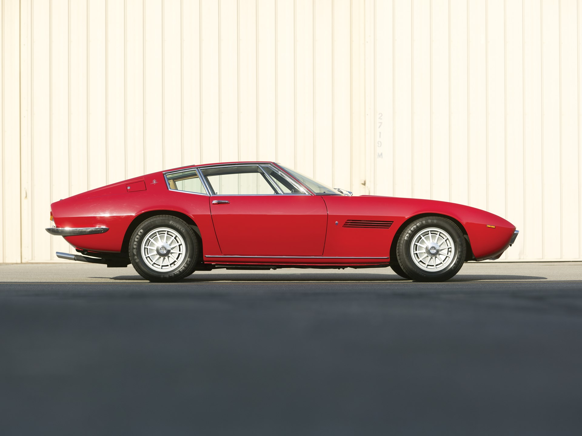 RM Sotheby's - 1967 Maserati Ghibli 'SS-Specification ...