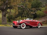 1937 Mercedes-Benz 540 K Special Roadster by Sindelfingen - $