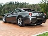 2011 Ferrari 599 SA Aperta  - $