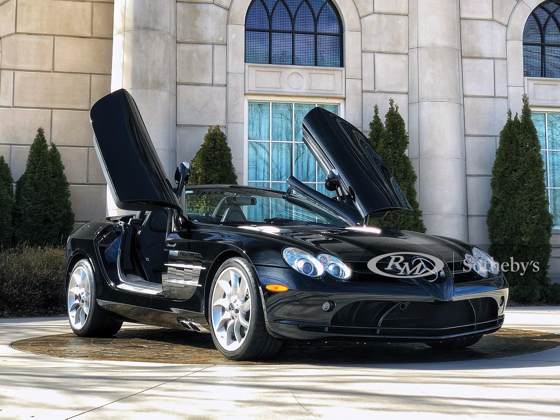 2008 Mercedes-Benz SLR McLaren Roadster  -