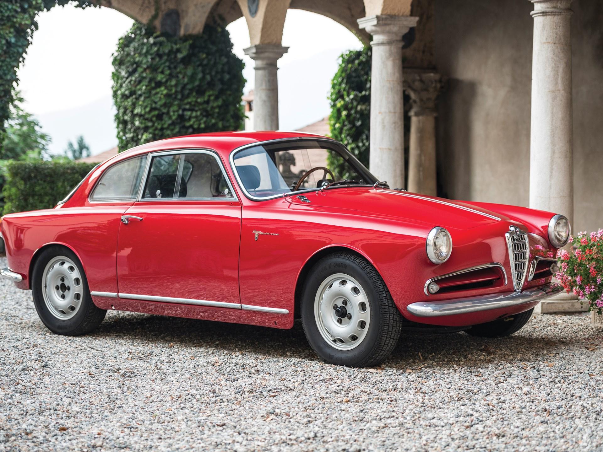 RM Sotheby's - 1957 Alfa Romeo Giulietta Sprint Veloce 'Alleggerita ...