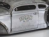 "1957 Volkswagen Beetle Outlaw ""Death"" by Franz Muhr - $"