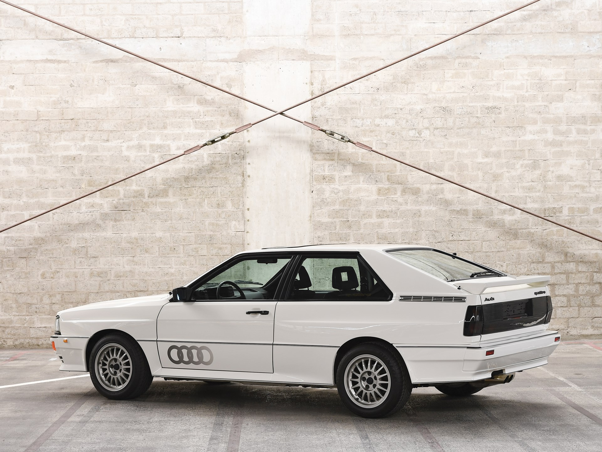 1985 Audi quattro