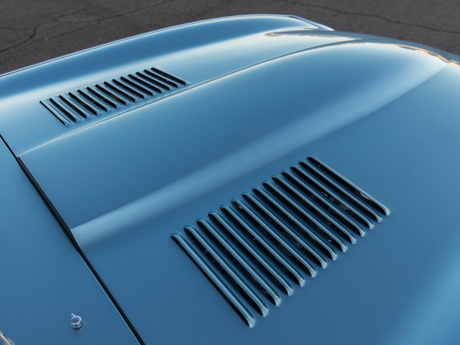 1966 Jaguar E-Type Series 1 4.2-Litre Roadster