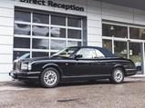2001 Rolls-Royce Corniche  - $