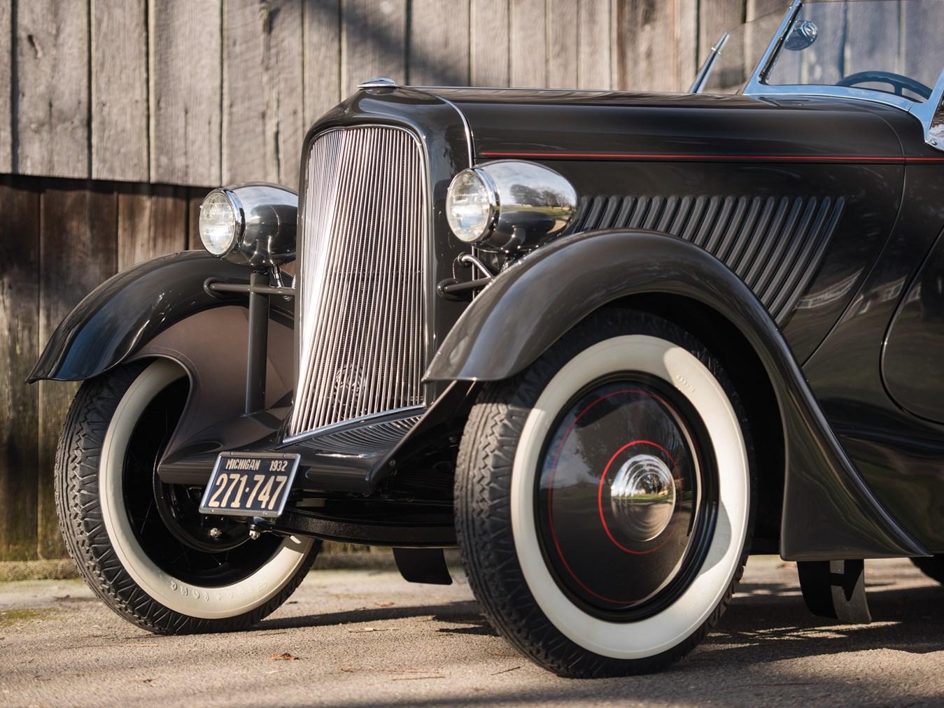 RM Sotheby\'s - 1932 Ford Model 18 Edsel Ford Speedster | Amelia ...
