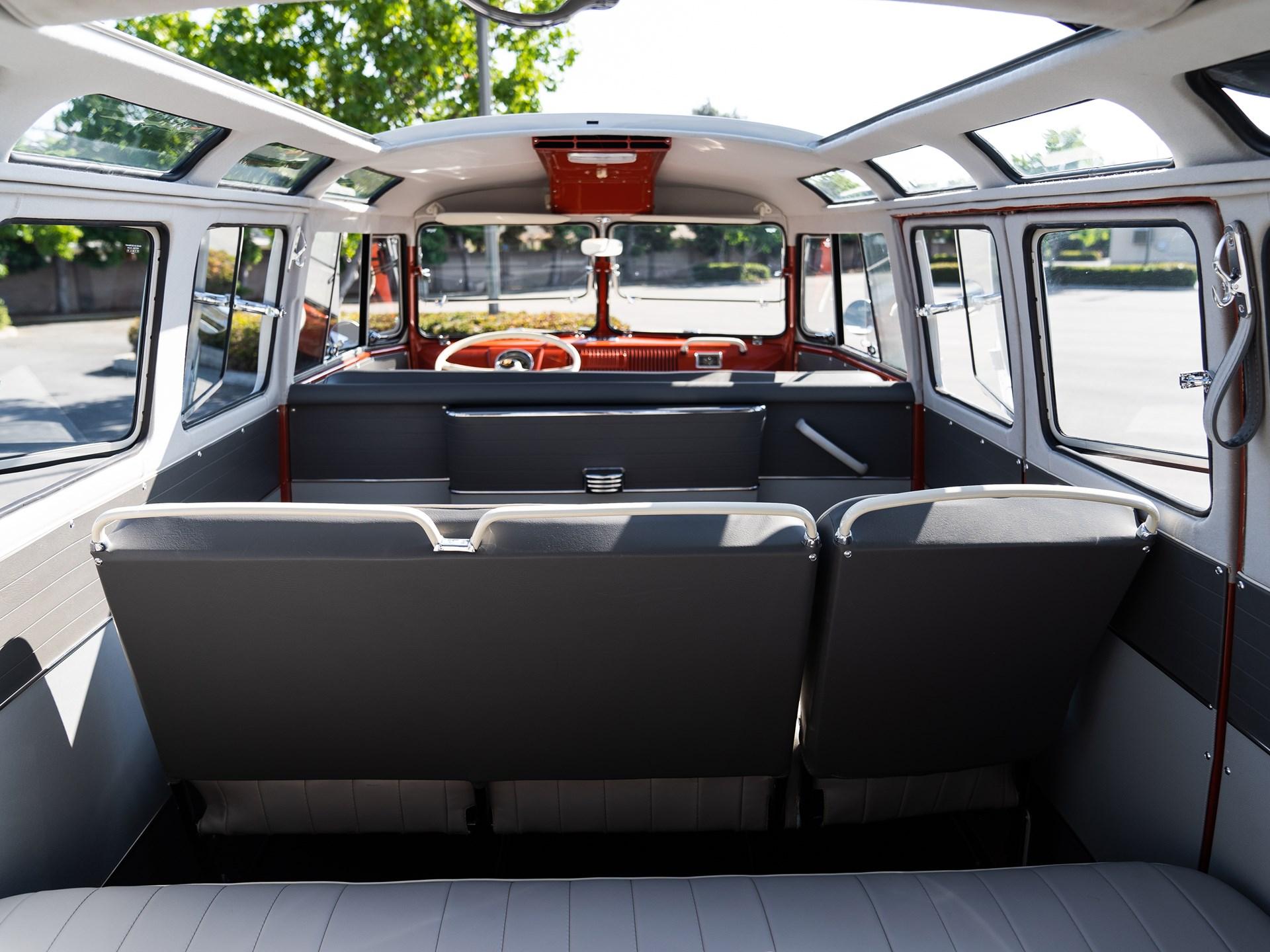 RM Sotheby's - 1961 Volkswagen Deluxe '23-Window' Microbus