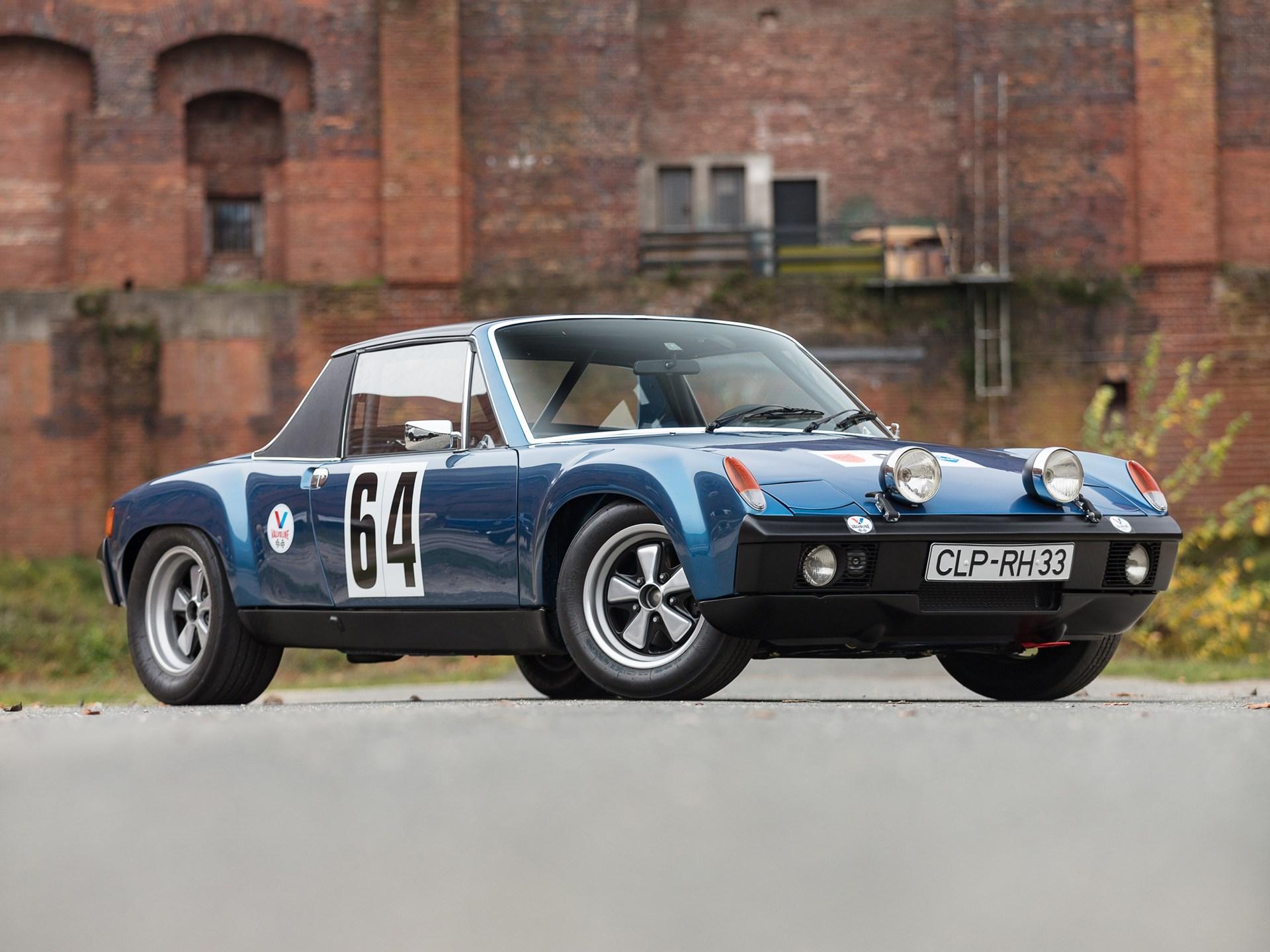 Porsche 9146 for sale