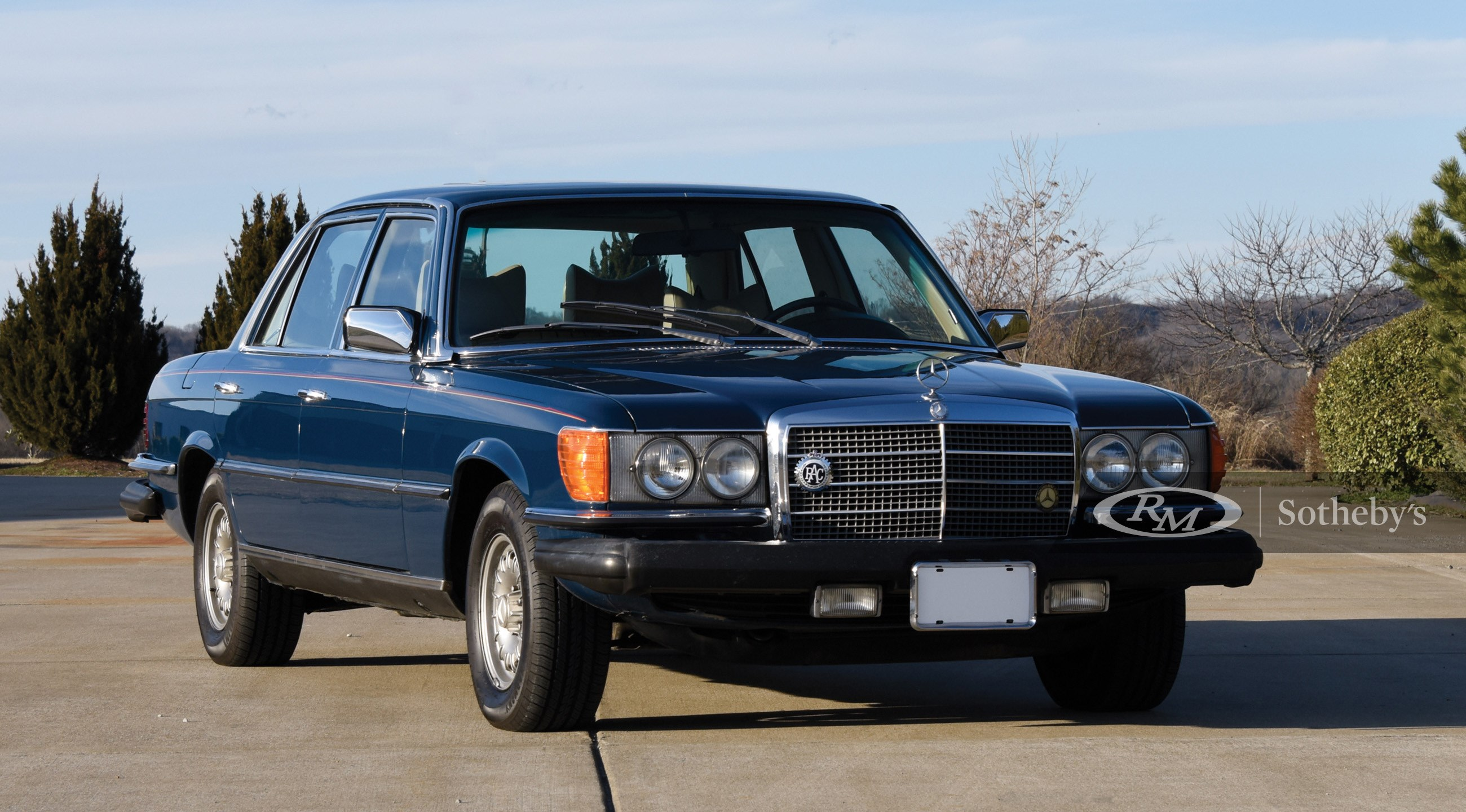 RM Sotheby's, 1977 Mercedes-Benz 450 SEL 6.9