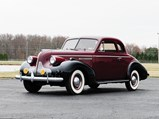 1939 Buick Special Salesman Coupe  - $