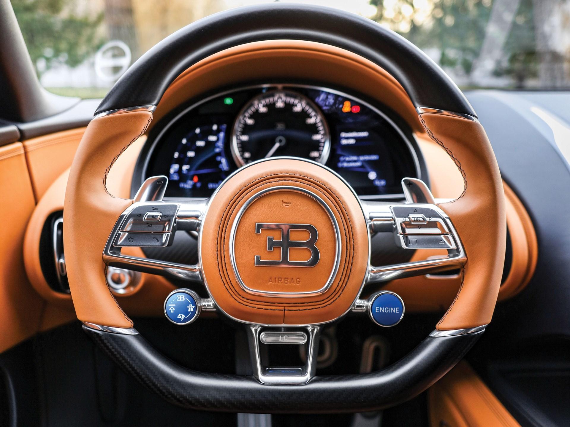 RM Sotheby's - 2017 Bugatti Chiron | Paris 2018