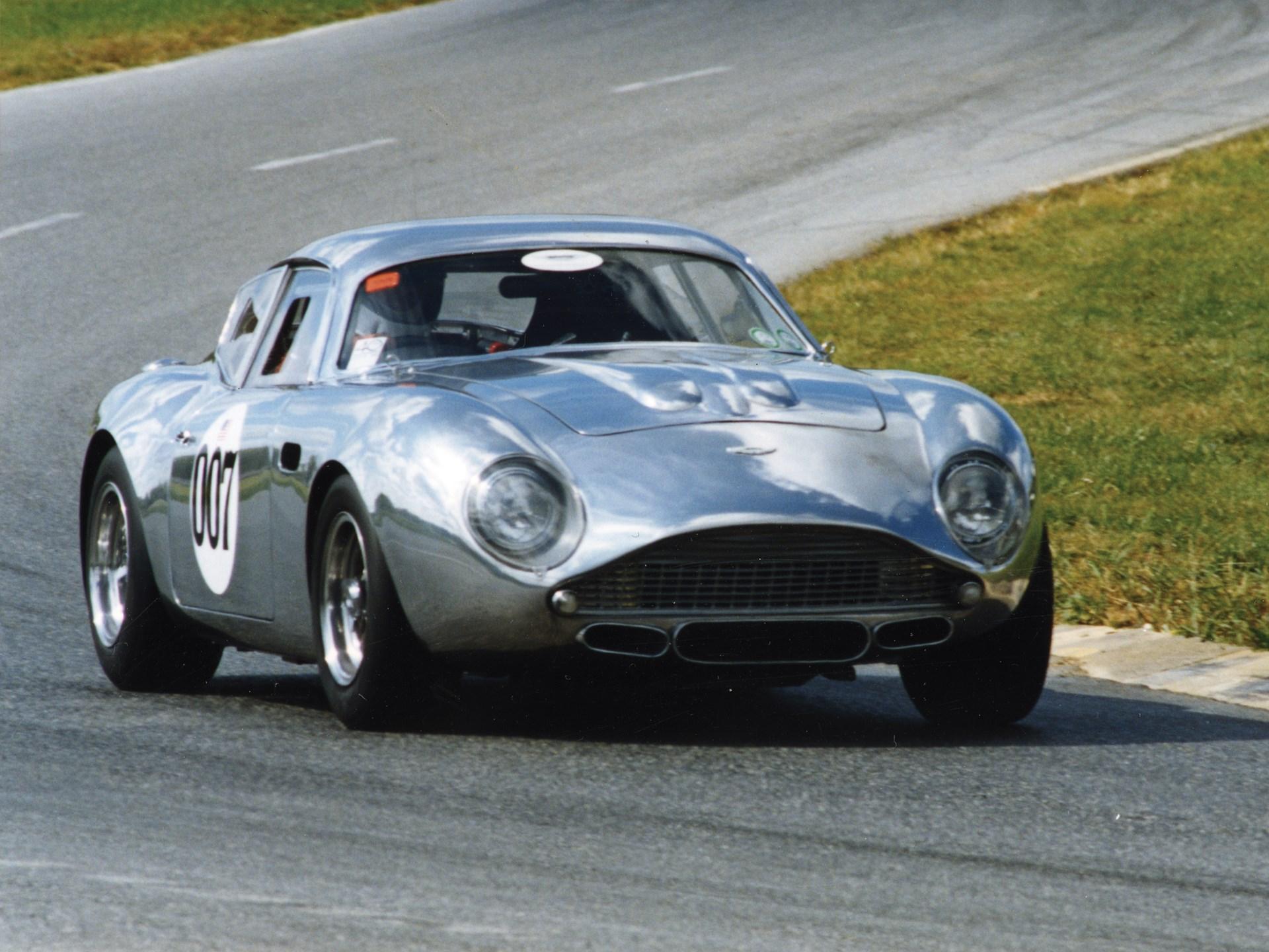"""RM Sotheby's - 1961 Aston Martin DB4 """"GT Zagato"""" Replica"""